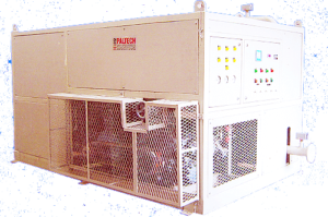 Glycol based Water / Air Cooled Chilling Plant